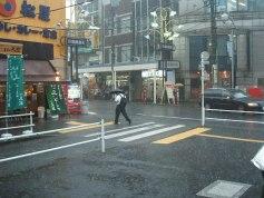 Estación de lluvias de Junio.